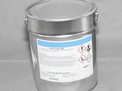 Elastik-Chemie-Produkt